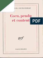 Jouhandeau, Marcel - Cocu, pendu et content