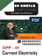 DPP-01_Current Electricity