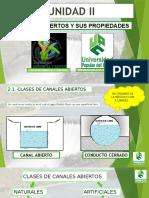 CLASE IV-HIDRAULICA -I SEM 2020-VDL