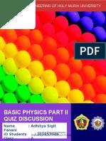 Quiz of Basic Physics II_Adhitya SF_201957049.docx