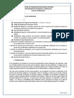 Guía ambiental y SST