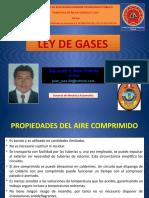 LEY DE GASES - ELEMENTOS NEUMÁTICOS