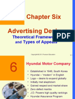 advertising Design Theoretical Frameworks and Types of Appeals