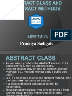 javaabstractclassmethods
