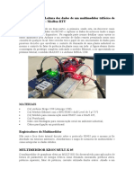 Medir Kron com Arduino