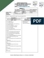 10° EGB CC NN Plan Diagnótico