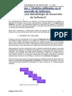 Metodologias y Modelos del Software