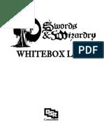 Swords & Wizardry - White Box LITE