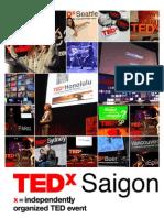 1.TEDxSaigon CSR _ Proposal