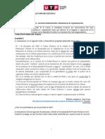 N01I  1A - El texto academico nociones fundamentales, elementos de la argumentacion - MARZO 2020-1 (1)