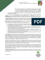 El-Retiro-P_B_O_T-Acuerdo-No_014-2013 - Plan de Implantacion