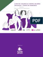 Guía de Investigación de Violencia contra las Mujeres Lesbianas, Bisexuales y Trans en Honduras