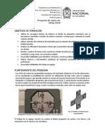 Resistencia de Materiales 2020-I Proyecto 1