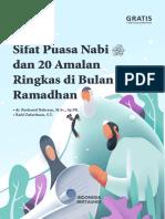 Sifat Puasa Nabi dan 20 Amalan Ringkas di Bulan Ramadhan.pdf