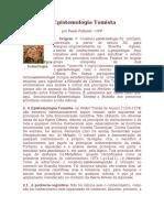 A Epistemologia Tomista.docx