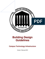 Building Design Guidelines