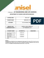Monoclonal antibody report