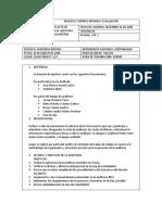 ACTA REUNION DE APERTURA CONTABILIDAD