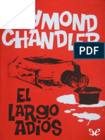 El largo adios - Raymond Chandler