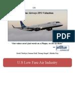 JetBlue Airline Profile