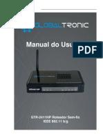Gtr 2411hp Manual