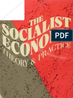 The Socialist Economy Theory and Practice by T.B. Bottomore.pdf