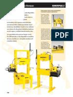 Catalogo Prensas ENERPAC
