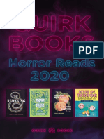 Quirk Books Horror Sampler