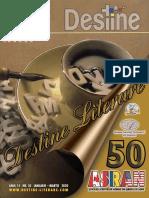 Destine Literare-Literary Destinies -Jan.-March 2020