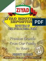 Ziyad Catalog 2020