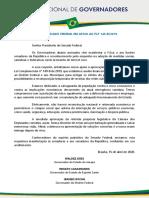Carta dos Governadores ao Senado - Plano Mansueto Light.PDF