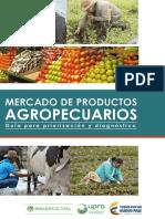 Mercado productos agropecuarios