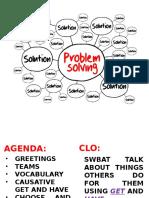 UNIT 7 PROBLEM SOLVING