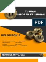 Kelompok 5 - Tujuan Laporan Keuangan