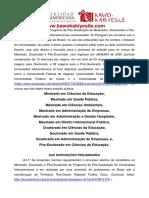 EDITAL UNIVERSIDAD INTERAMERICANA JANEIRO 2020