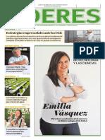 Edición Revista Líderes del 06 de abril del 2020