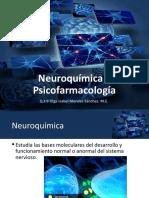 Neuroquímica y psicofarmacología