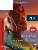 Cantos de una sirena (Ariel 2)- Rachel Bels.pdf