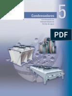 selección condensadores agua
