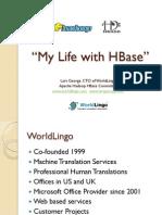 Hbase +Fosdem+2010+Nosql 2