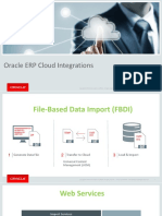 CJVERP Cloud Integrations