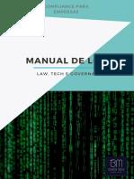 Manual de LGPD. BM 2.0
