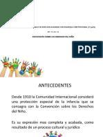 ALGUNOS INSTRUMENTOS INTERNACIONALES - 2da parte