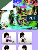 6092472 Lego Friends Jungle Rescue