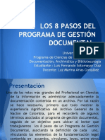 PROGRAMA DE GESTION DOCUMENTAL 1