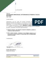 AUTORZACION TOQUE DE QUEDA