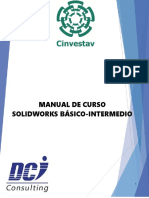 Manual de Curso SOLIDWORKS 2019