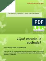 ecología y ecosistemas