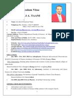 CV_Dr_ALI_TAANI_April-2019