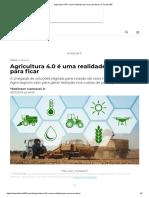 Agricultura 4.0 é uma realidade que veio para ficar _ IT Forum 365